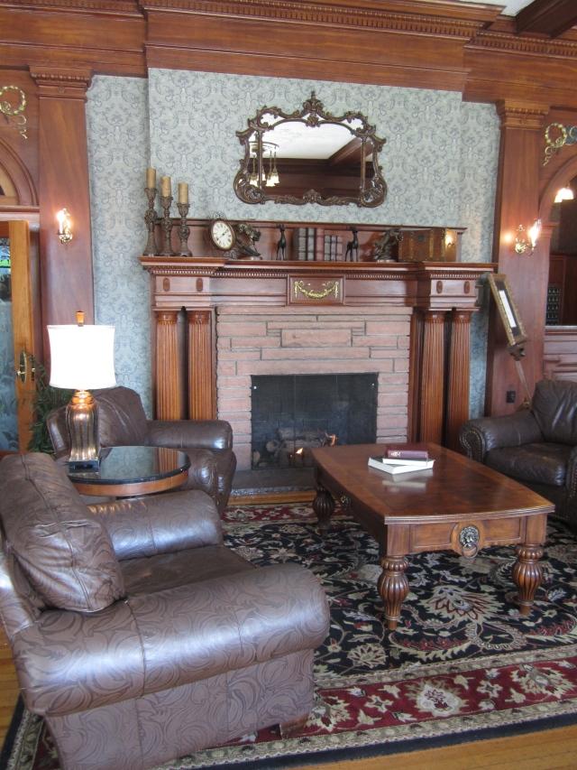 Great old antique interior