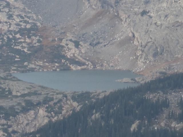 Yes THAT lake.