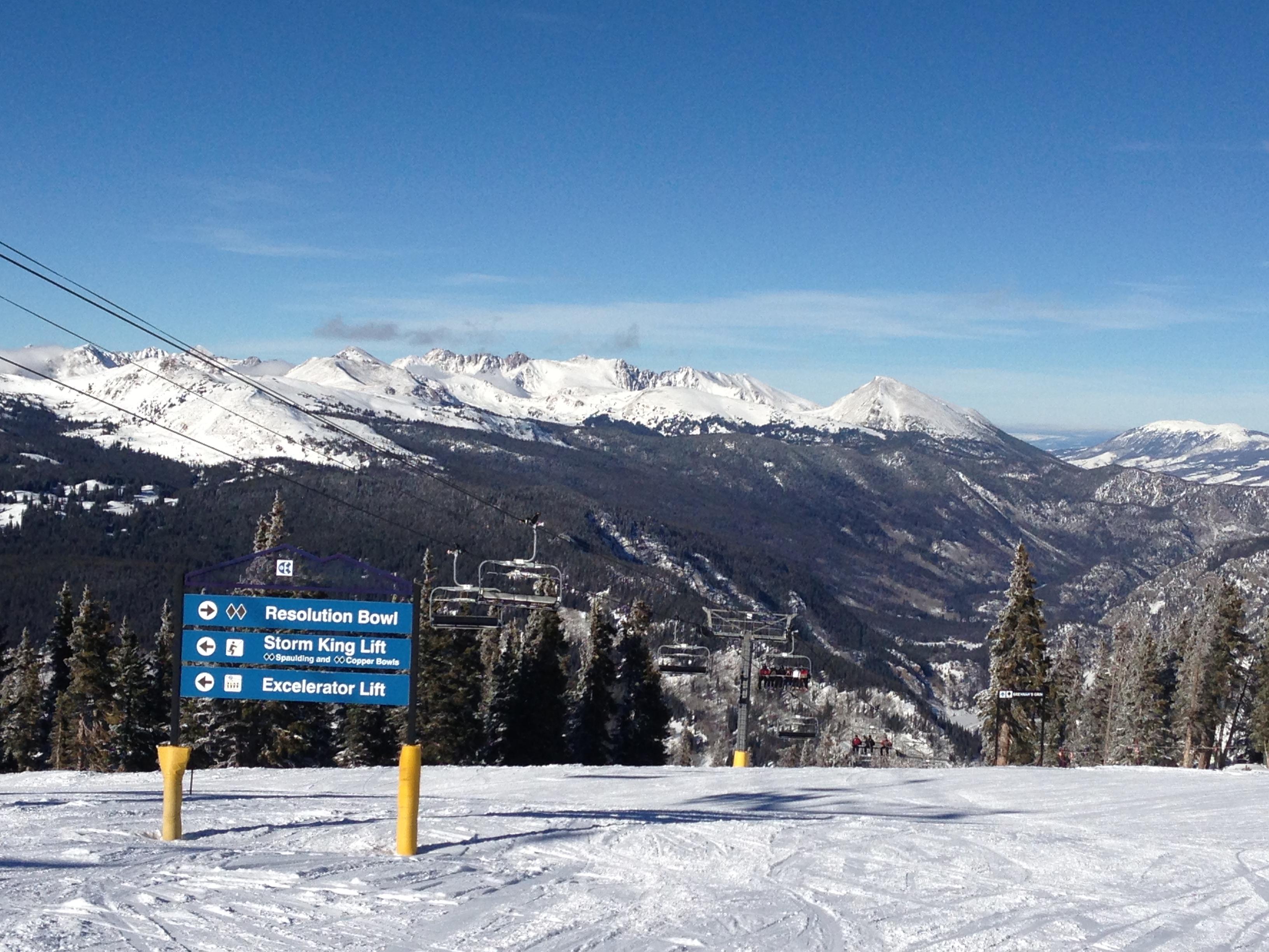 Colorado copper gay mountain