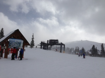 All of this photo group was taken at Winter Park on 13 Feb.