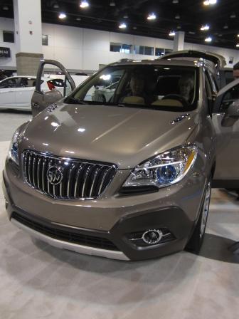 New Buick Encore, 'sub'-SUV
