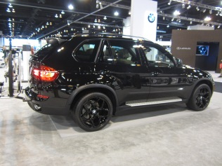 BMW X5. For that lottery win. Seems like the body hasn't changed forever though.