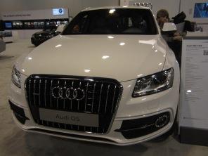 Audi Q5 TDI (diesel)