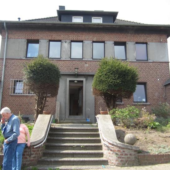The main house.