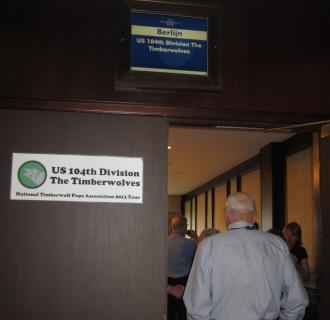 The meeting room at the Van Der Valk Hotel A4 Schipol