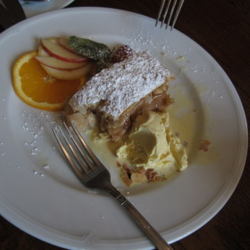 What is Germany without Viennese Apple Strudel.