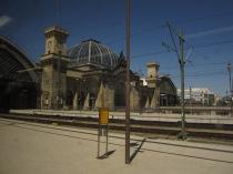 Leaving Dresden.