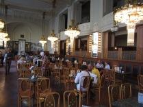 Obecni Dum restaurant.