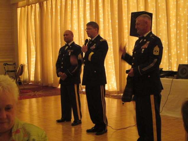 Cmd. Sgt. Major, Brig. Gen., Cmd. Sgt. Major (Ret.)