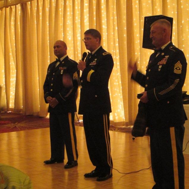Cmd. Sgt. Major, Brig. Gen., Cmd. Sgt. Major (Ret.)