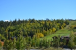 Eagle's Nest area 25 Sept.  Lotta' green