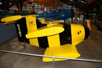 The Bumble Bee is the world's smallest monoplane.