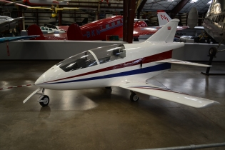 The Bede Micro-Jet is the world's smallest jet aircraft, but it is 3+ feet longer than the Bumble Bee.