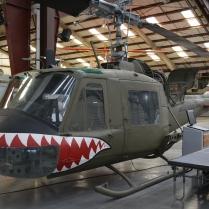 The venerable UH-1 Huey.