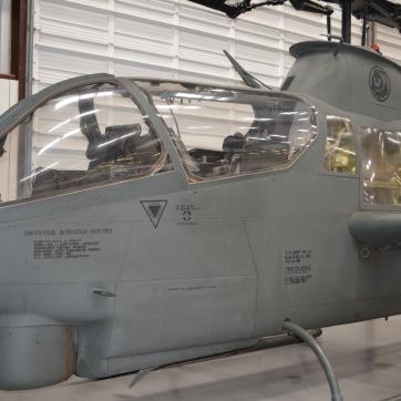 A Bell Cobra AH-1S