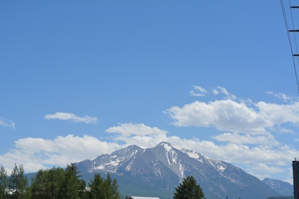 Mt. Sopris by Carbondale CO.
