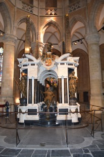 William the 1st's Tomb