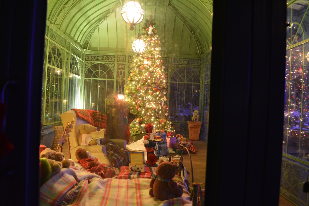 The Denver Botanic Gardens, December 2015. Christmas Lights ...
