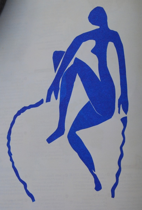 Blue Nude Skipping Rope by Henri Matisse, 1952 (p. 12)