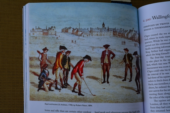 Royal and Ancient (St. Andrews 1798) by Robert Paton 1894 (p. 70)