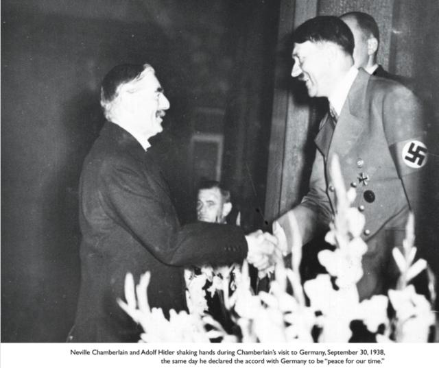 HitlerChamberlain
