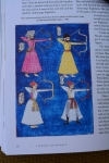 Four archery positions (p. 92)