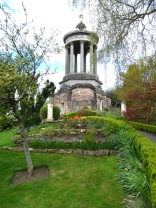 The Burns Monument.